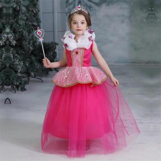 オーロラ姫ドレス 120