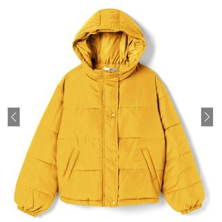GRL - カラーフードエコダウンジャケット