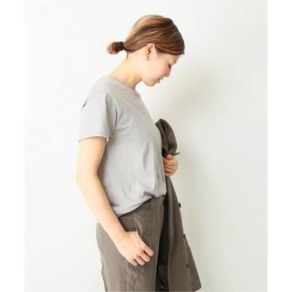 DEUXIEME CLASSE - Deuxieme Classe Light Tシャツ  カーキ