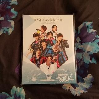 Johnny's - 素顔4 SnowMan盤 翌日発送!