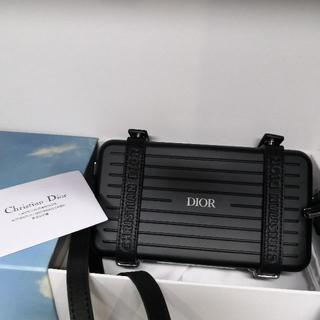 Dior - DIOR & RIMOWA パーソナル ブラック 【海外品】