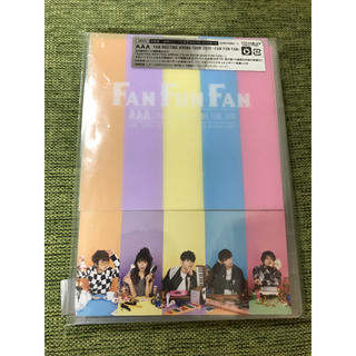 AAA - 【2枚組】AAA FAN MEETING ARENA TOUR 2019