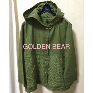 Golden Bear - お値下げ❣️Golden Bear 麻混素材ジャケット❤︎
