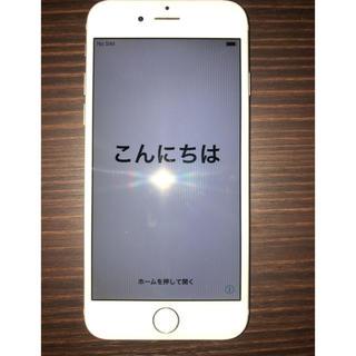 Apple - iPhone 6 Silver 128GB au 本体のみ