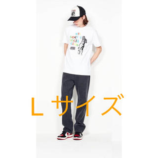 HYSTERIC GLAMOUR - HYSTERIC GLAMOUR × ASSC T white L