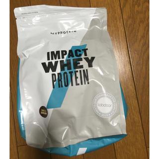 マイプロテイン(MYPROTEIN)のマイプロテイン Impact ホエイ プロテイン  クッキー&クリーム味 1kg(プロテイン)