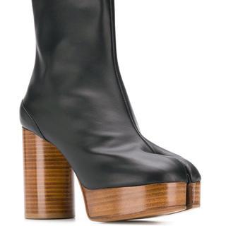 マルタンマルジェラ(Maison Martin Margiela)の最終値下げ Maison Margiela メゾン マルジェラ 足袋ブーツ (ブーツ)