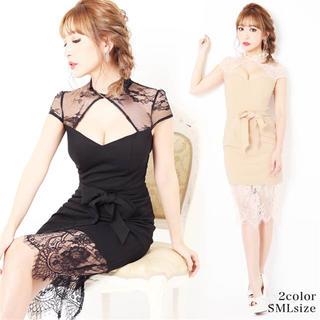 dazzy store - 【dazzy】レースドレス黒 Mサイズ【未使用】