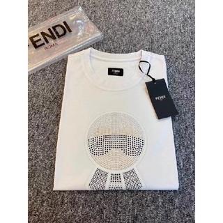 FENDI - 未使用 フェンディFENDI TEE Tシャツ メンズ