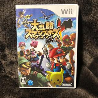 Wii - スマブラx
