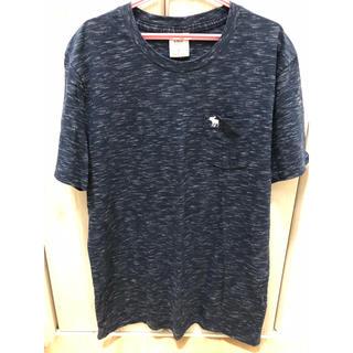 アバクロンビーアンドフィッチ(Abercrombie&Fitch)のアバクロ Tシャツ メンズ Sサイズ(Tシャツ/カットソー(半袖/袖なし))