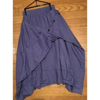antiqua - antiqua ロングスカート