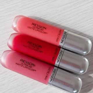 REVLON - レブロン 口紅 グロス リップ 化粧品 メイク