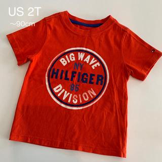 TOMMY HILFIGER - トミーフィルフィガー Tシャツ  2T TOMMYHILFGER