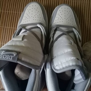 OFF-WHITE - 早い者勝ち! Air Jordan Dior NIKE カスタム スニーカー