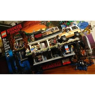 レゴ(Lego)の【組立済み】レゴブロック Stranger Things ストレンジャーシングス(模型/プラモデル)