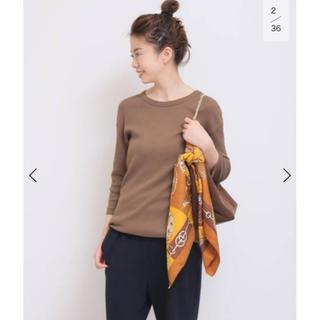 DEUXIEME CLASSE - Deuxieme Classe 新品タグ付き RIB Tシャツ