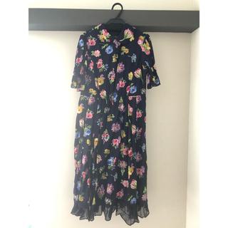 JaneMarple - ジェーンマープル Flower marketコレットドレス ワンピース