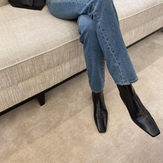 DEUXIEME CLASSE - TOTEME ブーツ 新品未使用