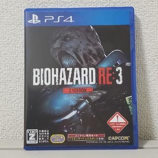 プレイステーション4(PlayStation4)のBIOHAZARD RE3(家庭用ゲームソフト)