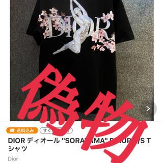 Dior - DIOR sorayama   空山基 Tシャツ