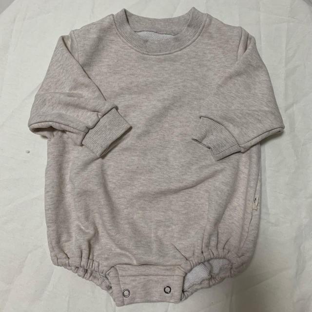 petit main(プティマイン)の韓国子供服★ロンパース キッズ/ベビー/マタニティのベビー服(~85cm)(ロンパース)の商品写真