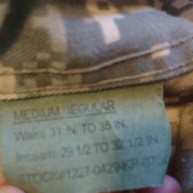 ROTHCO(ロスコ)のロスコ 迷彩 カーゴパンツ メンズのパンツ(ワークパンツ/カーゴパンツ)の商品写真