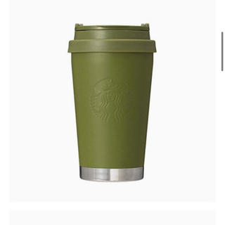 Starbucks Coffee - STARBUCKS スタバ ステンレスToGoロゴタンブラー マットカーキ