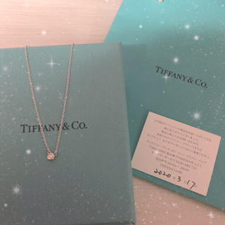 Tiffany & Co. - ♡ Tiffany ダイヤモンド バイ ザ ヤード™ ペンダント ♡