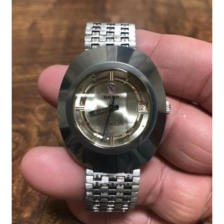 ラドー(RADO)のラドー ダイヤスター カットガラス メンズ 自動巻(腕時計(アナログ))