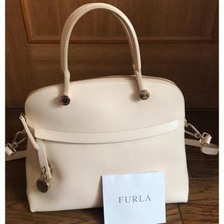 Furla - フルラ パイパー CCH  ベージュ ピンクベージュ