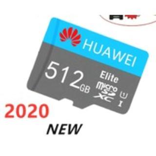 HUAWEI microSDカード 512GB ファーウェイ マイクロSDカード