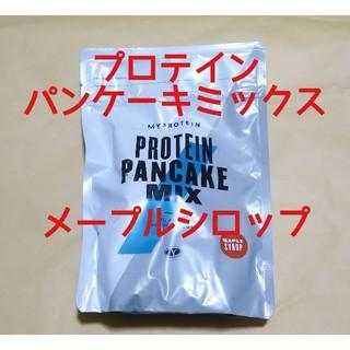 マイプロテイン(MYPROTEIN)のマイプロテイン プロテイン パンケーキ ミックス メープルシロップ味 200g(プロテイン)