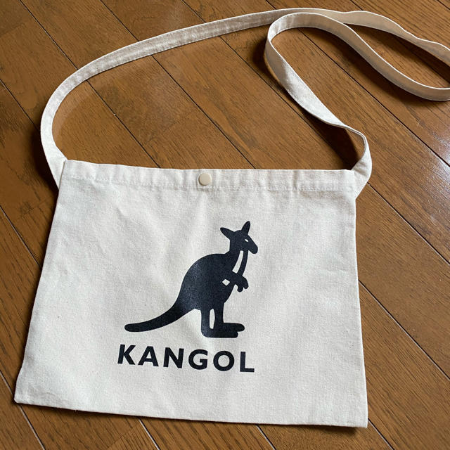 KANGOL(カンゴール)のKANGOL ショルダー 美品 レディースのバッグ(ショルダーバッグ)の商品写真