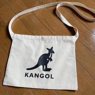 KANGOL - KANGOL ショルダー 美品
