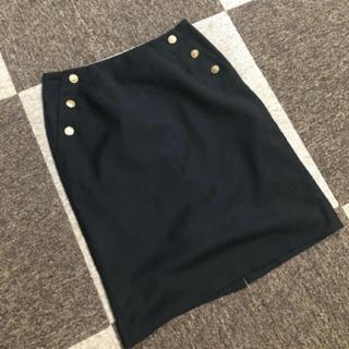 IENA SLOBE - イエナスローブ ブラック スカート