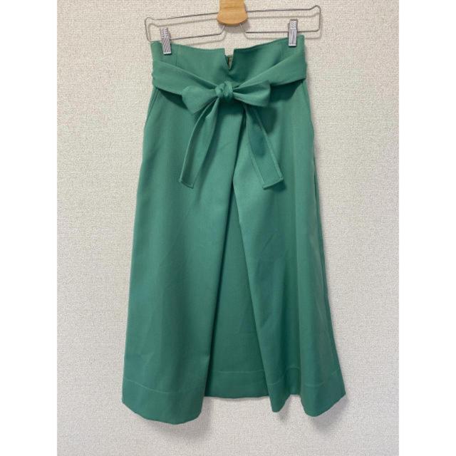 BARNYARDSTORM(バンヤードストーム)のバンヤードストーム リボンスカート レディースのスカート(ロングスカート)の商品写真