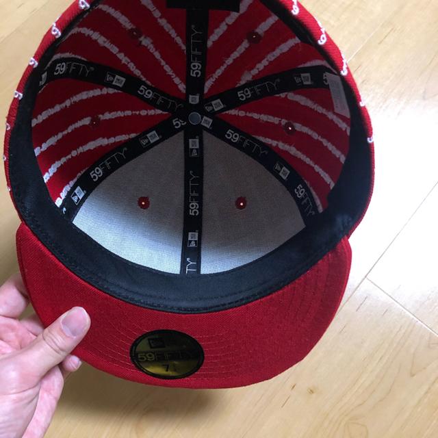 Supreme(シュプリーム)のsupreme キャップ メンズの帽子(キャップ)の商品写真