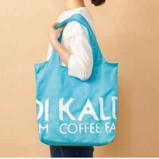 KALDI - カルディ エコバッグ 水色♡