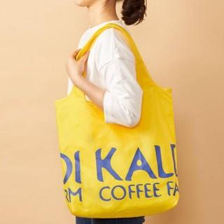 KALDI - カルディ エコバッグ 黄色♡