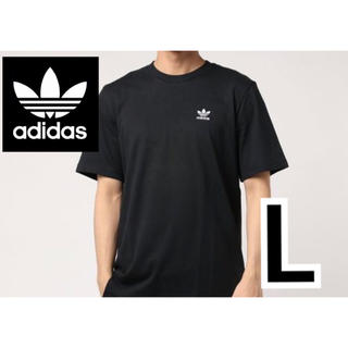 adidas - 最終値下げ!新品/adidasワンポイントTシャツ/男女兼用/サイズL