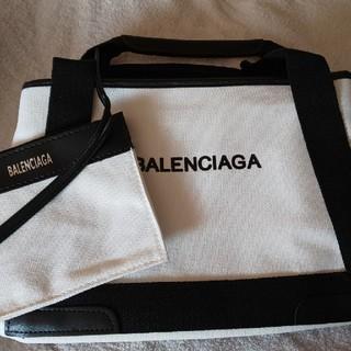 BALENCIAGA BAG - 値下げ中‼️BALENCIAGAのLsizeトートバッグ