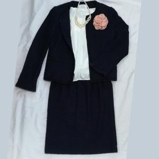 サンカンシオン(3can4on)の新品 スーツ ジャケット 入学式 フォーマル ワンピース セット 入園式(スーツ)