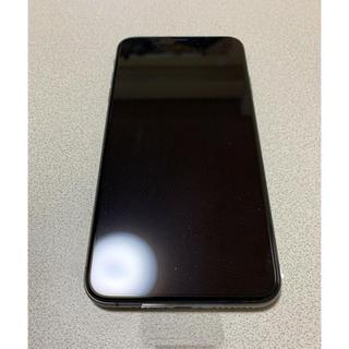 Apple - iPhone xs max 512GB スペースグレー simフリー 未使用
