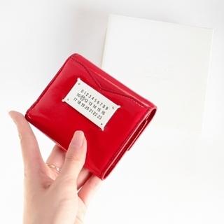 Maison Martin Margiela - 【新品】Maison Margiela エンベロープ カレンダーロゴ ミニ財布