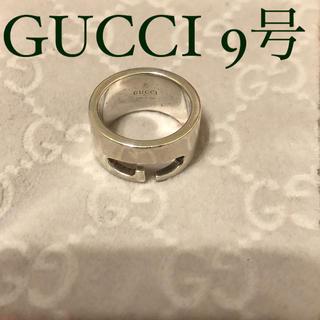 Gucci - GUCCI リング 指輪 9号
