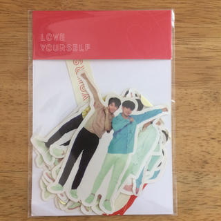 防弾少年団(BTS) - BTS  LOVEYOURSELF WORLD TOUR シールセット