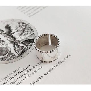 アリシアスタン(ALEXIA STAM)の高品質シルバーリングS925(リング(指輪))