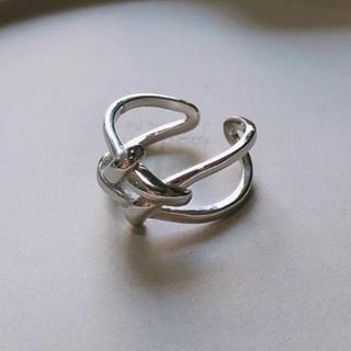 アパルトモンドゥーズィエムクラス(L'Appartement DEUXIEME CLASSE)の高品質シルバーリングS925(リング(指輪))