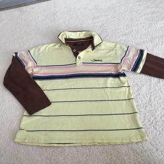 ベアー(Bear USA)の【激レア】 BEAR ロンT  黄色(Tシャツ/カットソー(七分/長袖))